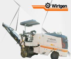 维特根WH100铣刨机