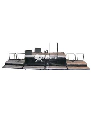 福格勒AB600熨平板