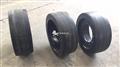 华通LXH1000D铣刨机轮胎复胶