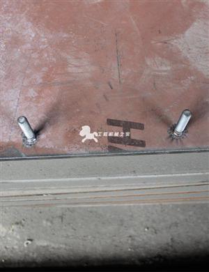 徐工RP955摊铺机熨平板底板 HDX400底板