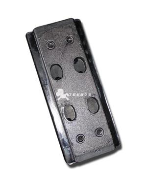 三菱MF60B分体双眼履带板