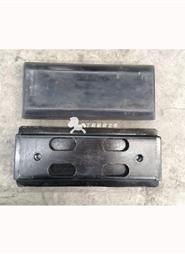 中联DTU95分体摊铺机履带板胶块 现货