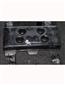 加工鼎盛WTL9012摊铺机整体履带板 进口橡胶