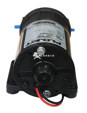 三一压路机12V洒水泵