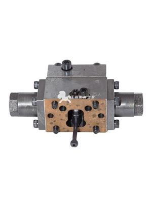力士乐A4VG71-HD液压泵控制阀