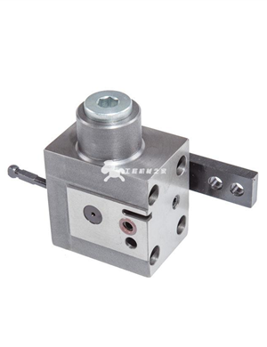 力士乐A4VTG90-HW液压泵控制阀