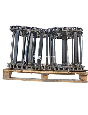 中联LTU120D摊铺机刮板大链条
