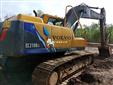 出售沃尔沃EC210B二手挖掘机