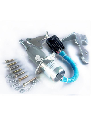 康明斯柴油电磁阀SA-4981-24     24V