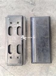 福格勒S1880-3L摊铺机分体履带板胶块 单双孔