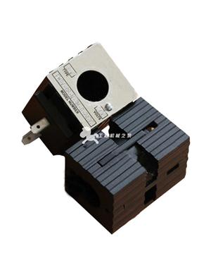 三一挖掘机电磁阀 线圈EMDV-08-N-3M-0-24DG(黑色标志)