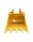 1-45t挖掘机重型铲斗(带双面切割机)
