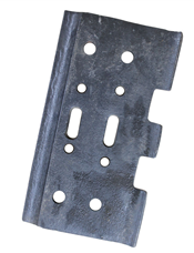 BOMAG SA150 Split binocular Track Pad