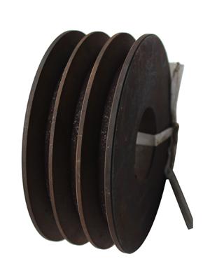 ABG423 vibration motor pulley