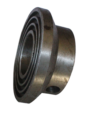 Vogele 1800-2 Outer flange connecting plate of distributor box