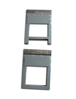ABG423 paver 0.25m rammer frame