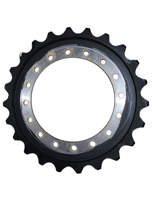 Dynapac F141 paver Walking sprocket