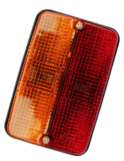 BOMAG 203 Double steel wheel brake light  Original factory