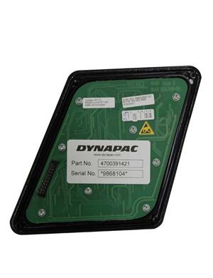 Dynapac CC6200 touch screen