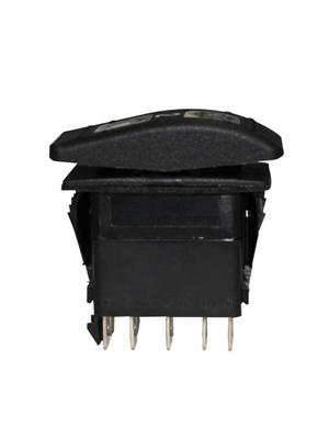 Dynapac CC624 Gear switch