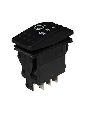 Dynapac CC624 Throttle switch
