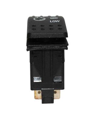 Dynapac CC5200 Throttle switch