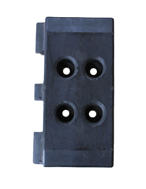 VOGELE  SUPER2100-2 Rubber Track Pad